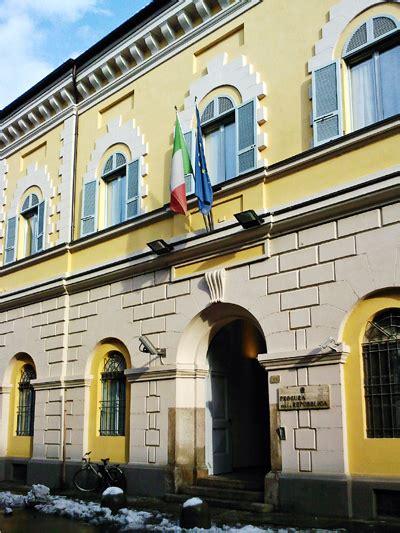 ufficio casellario presso la procura della repubblica procura della repubblica presso il tribunale di piacenza