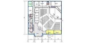 steel church buildings floor plans new small church floor plans leminuteur meetinghouse