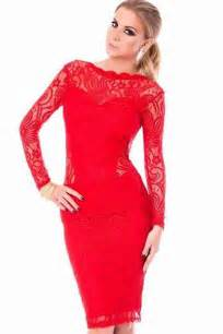 Adult red lace bodycon open back gold chain party midi dress