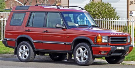 land rover 1998 file 1998 land rover discovery ii v8 5 door wagon 2010 07