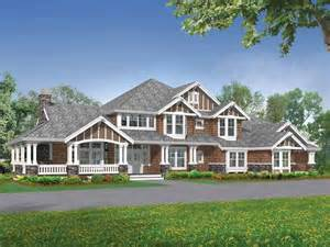 5 bedroom craftsman house plans craftsman house plan with 5250 square and 5 bedrooms