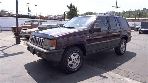 i a 1994 jeep grand v8 when i put my 1994 jeep grand laredo sport zj se suv 4x4 5 2l