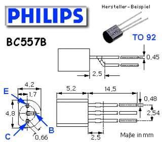transistor bc550b transistors pnp npn bc547 bc548 bc557 bc558 2n3904 2n3906 2n4401 5 10 on popscreen