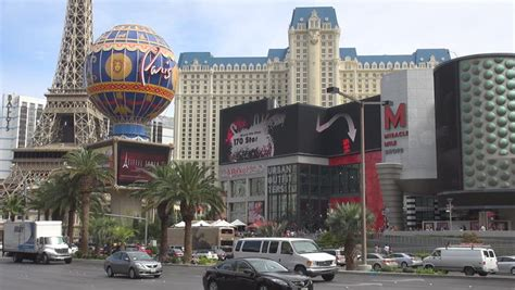whats happening in begas march 28 las vegas usa march 28 2013 traffic street and paris