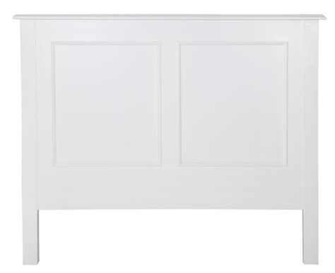 White Bedsteads King Size by Bastille Headboards And Bedsteads Solid White