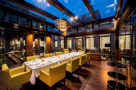 indian accent fine dining restaurant   delhi