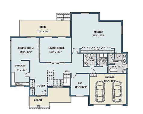color floor plans floor plans rendering