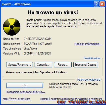 eicar test eicar test file antimalware testing with no collateral