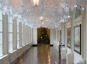 white house decor first lady debuts white house holiday decorations