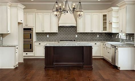 pictures of country kitchens with white cabinets antique white country kitchen home design