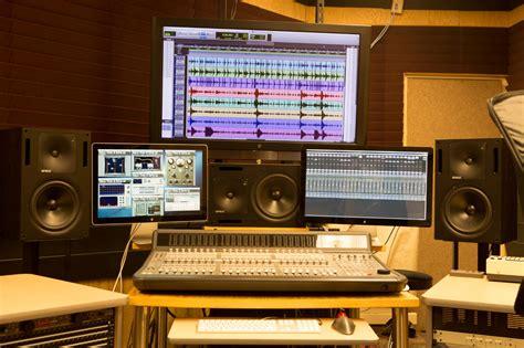 room recording system recording studio