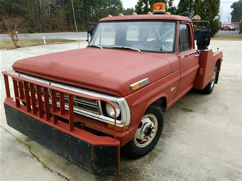 1972 ford f350 for sale 1972 ford f350 wrecker 360 manual tow truck for