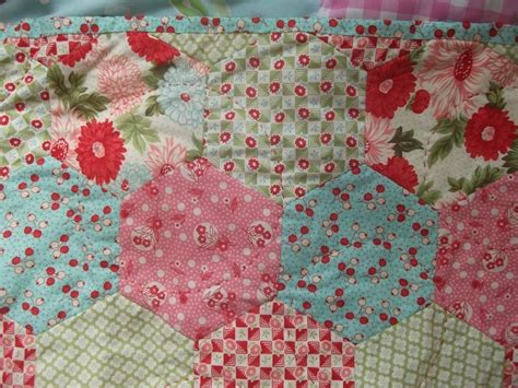 stitched quilt sewing