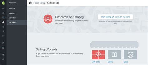 Gift Cards Activation - create gift cards for your shopify store shopstorm