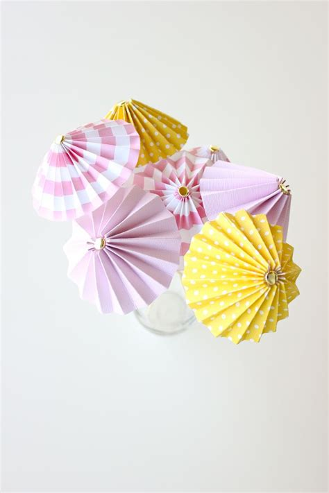 Umbrella Paper Craft - best 25 paper umbrellas ideas on diy doll