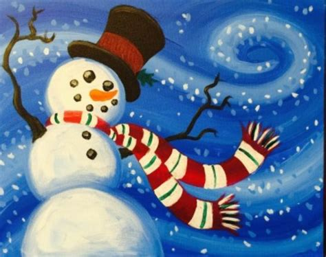 Sweater Sip 135 i am going to paint snowy at pinot s palette