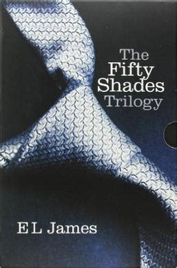 the the trilogy books fifty shades novel series