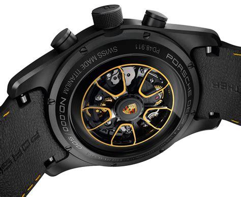 Porsche Watch by Porsche 911 Turbo S Exclusive Series Coupe Porsche
