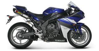 Motorrad Auspuff Testbericht by Akrapovic Und Yamaha Motorrad Sport