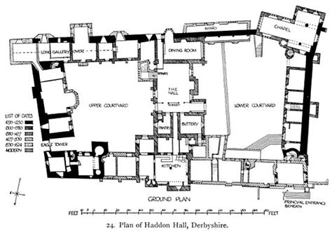 craigdarroch castle floor plan haddon hall wikipedia