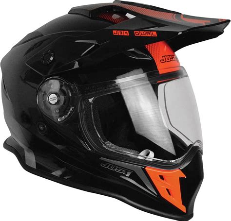 Black J34 just1 j34 shape black yellow motorcycle motocross helmets just1 j34 shape 0011 80 33