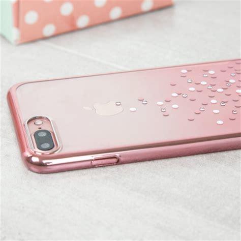 Apple Iphone 7 Plus 8 Casing 360 Free Tempered Glass 1 unique polka 360 iphone 7 plus gold