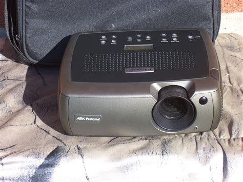 Proyektor Ask Proxima ask proxima c180 lcd projector with a carrying