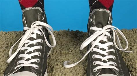 you ve been tying your shoelaces wrong this whole time