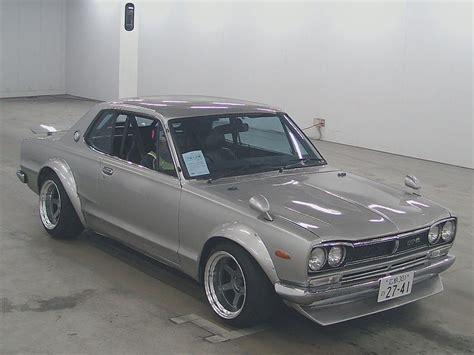 old nissan coupe 1971 nissan skyline kgc10 gt coupe prestige motorsport