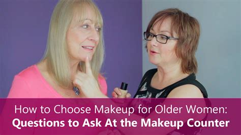 makeup tutorial questions sixty and me fights aging stereotypes by releasing a