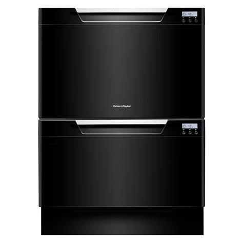 2 Drawer Dishwasher Brands by Shop Fisher Paykel 51 5 Decibel Drawer Dishwasher