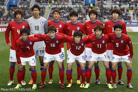 Playes Of Mba That Play On Korea by Grown Together Through Rivalry Korea And Japan To