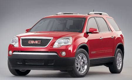 how does cars work 2007 gmc acadia on board diagnostic system 2007 gmc acadia car news car and driver