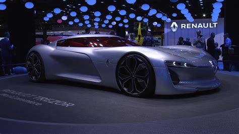 vid 201 o la renault trezor un concept car futuriste du