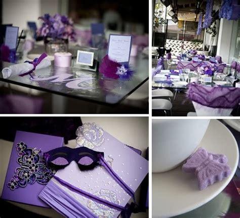 purple themed wedding shower ideas best wedding decorations bridal shower