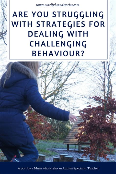 are you struggling with strategies for dealing with