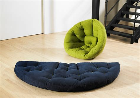 Futon Nest by Nest Nido Multifunctional Futon Furniture On Behance