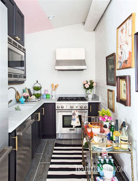 black french range cottage kitchen mary evelyn interiors stylish new orleans showhouse traditional home