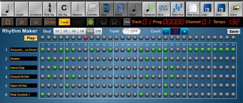 drum rhythm generator vinclaro development blog symphonix evolution we ve got
