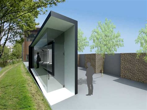 Simple Design Program art fund pavilion competition winner london e architect