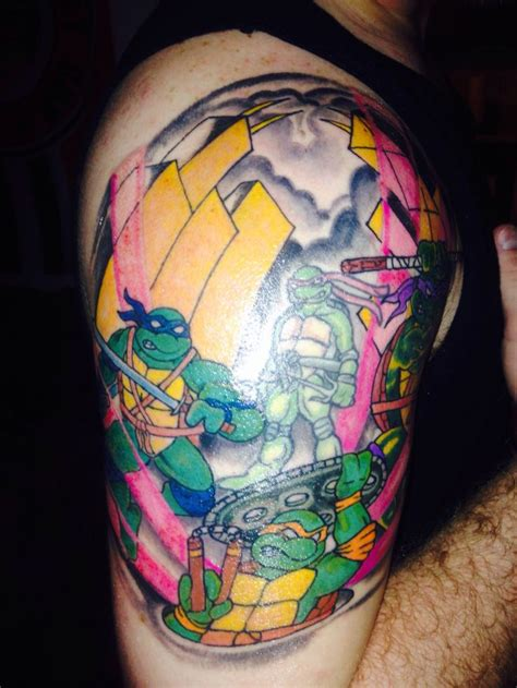 ninja tattoos designs 24 best images about turtle on