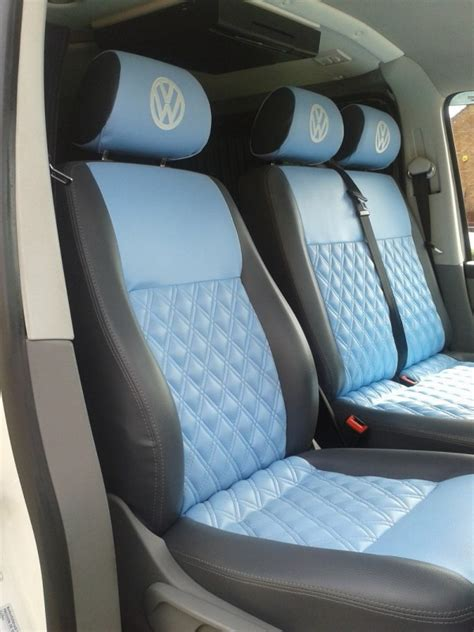 Vw Upholstery by Vw T5 Front Seats And Rock And Roll Upholstery Vdub Trimshop