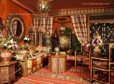 Moroccan Decorations Home Moroccan Style Home Decor Contemporary Furniture Los Angeles By Badia Design Inc