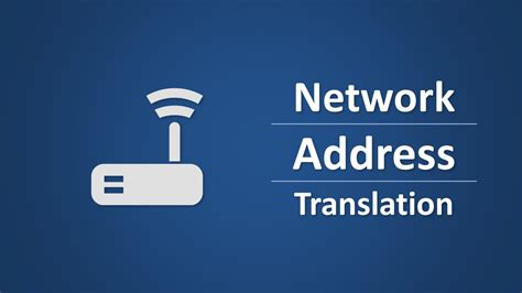 Network Address Lookup How Network Address Translation Works
