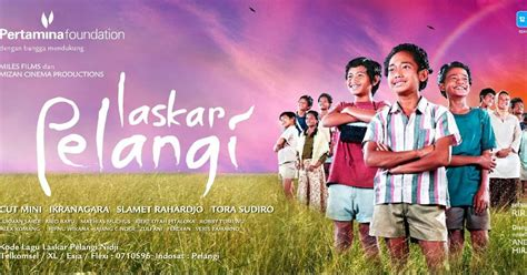 kata motivasi film laskar pelangi ini dia keluarga mac laskar pelangi on the movie