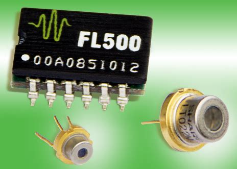 fl500 laser diode and vcsel driver