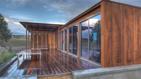 alchemy architects marfa weehouse