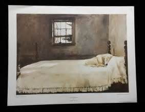 Andrew Wyeth Master Bedroom master bedroom by andrew wyeth print ebay