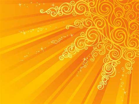 imagenes abstractas color naranja sol abstracto en fondo naranja