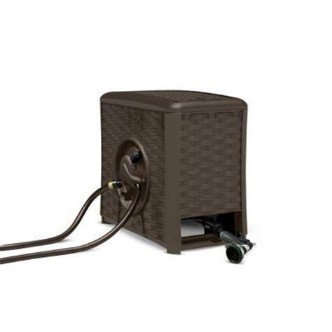 suncast 125 ft aquawinder auto rewind hose reel rsp125